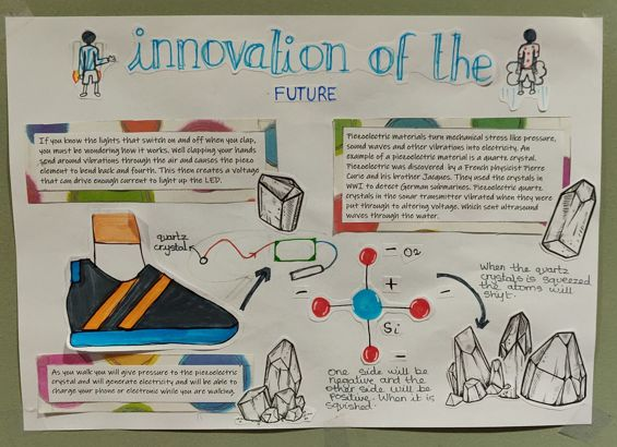 Innovating for the future, Science Competition Winners Announced
